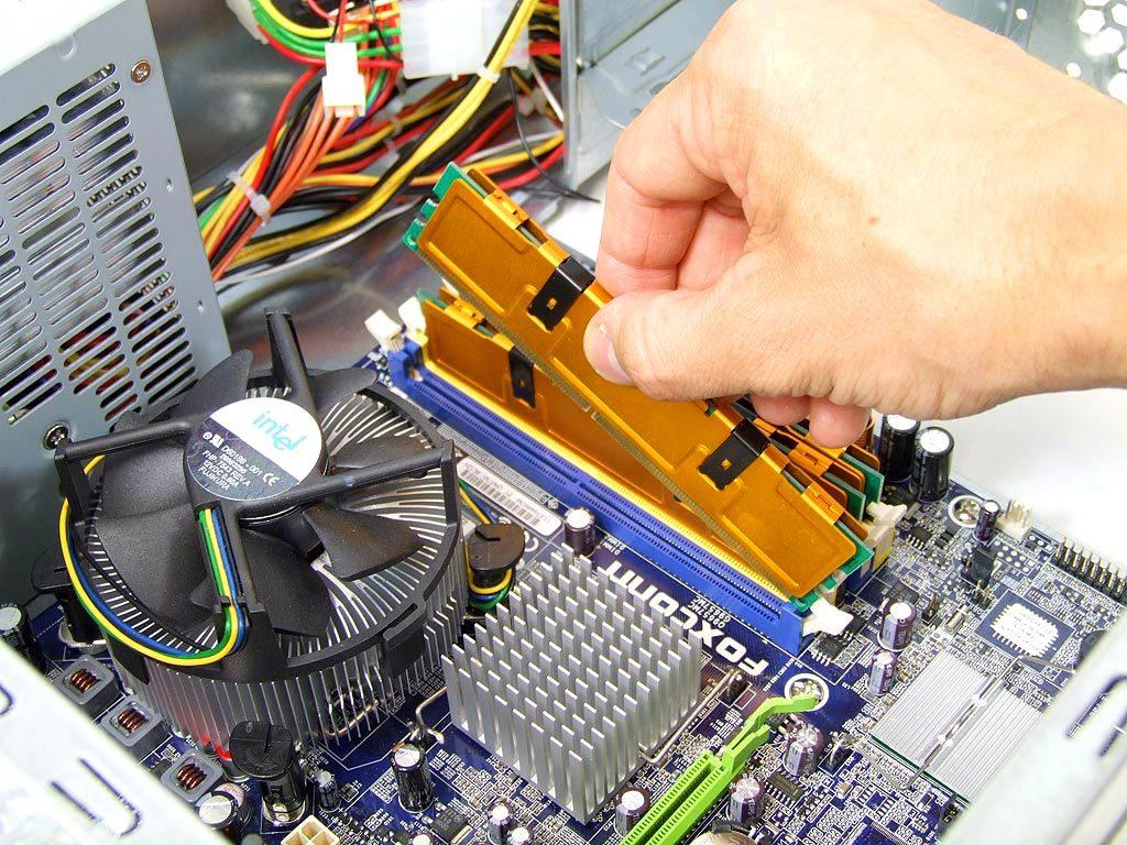 Ремонт компьютеров своими руками самостоятельно